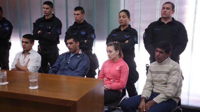 Matute Vega y Rocío Altamirano entre los acusados.