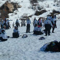 Murió una estudiante durante el viaje de egresados a Bariloche