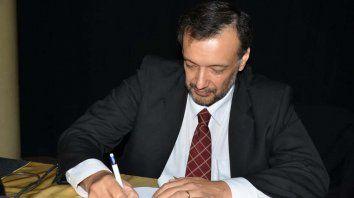 Autor. Carlos Saboldelli es abogado e historiador.
