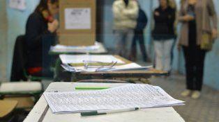 Este lunes vence el plazo para corregir el padrón electoral