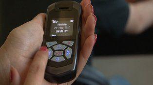 Violencia de género. El botón antipánico funciona como dispositivo autónomo a través del celular.