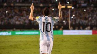 La FIFA le levantó la sanción a Lionel Messi