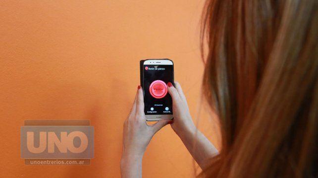 Cómo funcionará el botón antipánico presentado este viernes en Paraná