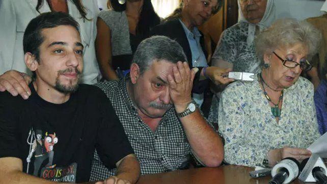 Abuelas pidieron que se proteja a nieto recuperado hijo de entrerriano si liberan al apropiador