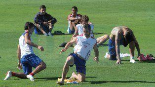 Atlético Paraná necesita de la capacidad goleadora de Borghello para cortar el derrotero.