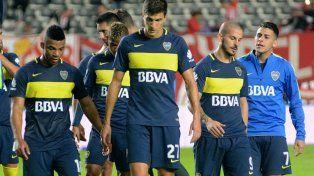 Boca igualó con Estudiantes y desaprovechó la chance de escaparse