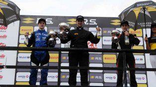 El piloto del Werner Competición alcanzó su primera victoria de la temporada.