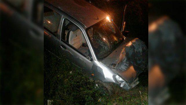 Violento choque entre dos autos dejó varios heridos en Gualeguaychú