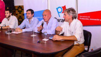 Programa. Desde el 1º de junio funcionará en Paraná.