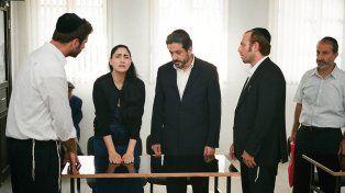 Temática. El filme pone de manifiesto la falta de derechos y libertades de la mujer en Israel.