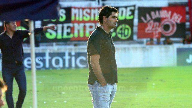 Contra Sarmiento vamos a jugar una verdadera final