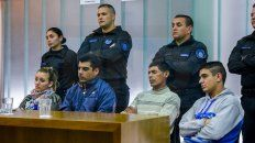 caso gisela lopez: pidieron perpetua para vega y los saucedo y la absolucion para altamirano