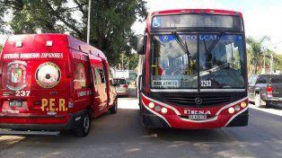 El interno de ERSA viajaba desde San Benito hacia Paraná.