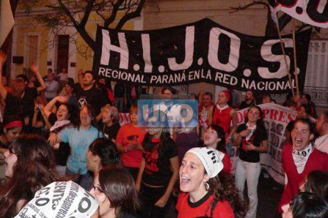 Convocan a plaza 1° de Mayo a repudiar el 2×1 que beneficia a represores