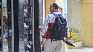 Prevenido. FotoUNOMateo Oviedo.