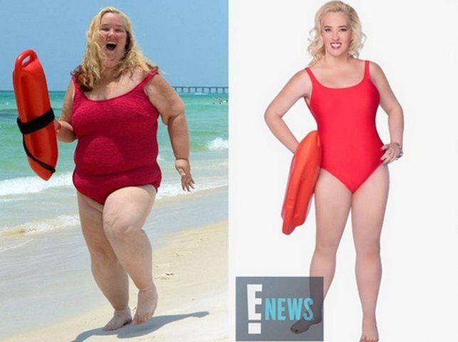 Bajó 130 kilos y parece ¡una modelo!