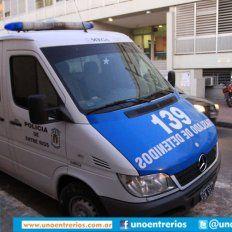 Detuvieron a cuatro hombres que cometieron asaltos a mano armada en Paraná