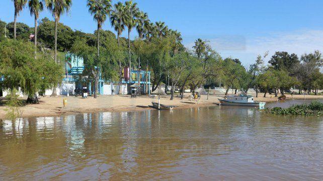 El río Paraná registra un importante aumento en la costa entrerriana