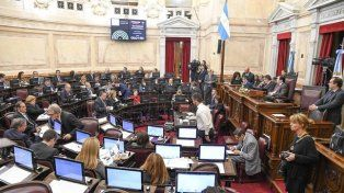 2x1: Así votaron los senadores entrerrianos