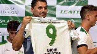 El Bichi Fuertes inicia su carrera como DT