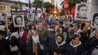 Paraná se manifestó en repudio 2x1 que beneficia a condenados por delitos de lesa humanidad