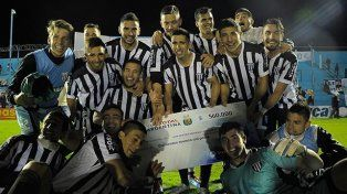 Otra sorpresa en la Copa Argentina, Gimnasia de Mendoza eliminó a Quilmes