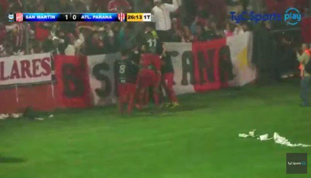 Atlético Paraná intentó pero no pudo con el Ciruja