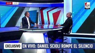 Daniel Scioli: Gisela está embarazada, voy a ser papá a los 60 años