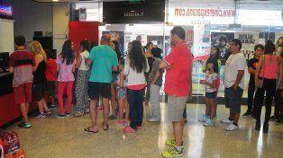 Paraná, una ciudad casi sin cines