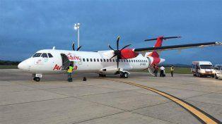 Autorizaron a Avianca y dos vuelos llegarán a Entre Ríos
