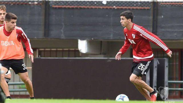 Fernández fue confirmado en River.