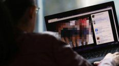 hay 30 reportes por pornografia infantil en el departamento parana