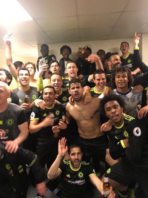 Chelsea es el nuevo campeón de la Premier League