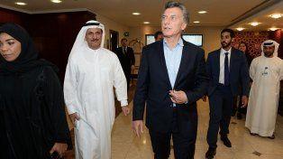 Ejes de la gira de Macri: exportaciones de alimentos y minerales e inversiones en energía, transporte y turismo