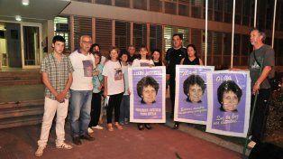 Buscan justicia. Los familiares de Ofelia desde hace nueve años esperan una respuesta.