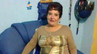 Víctima. Antonia Eva Rueda fue asesinada y su cuerpo ocultado.