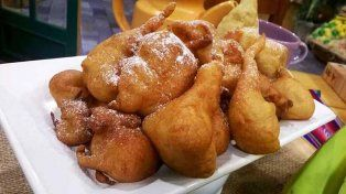 Recetas para días grises: Hoy te proponemos buñuelos dulces caseros