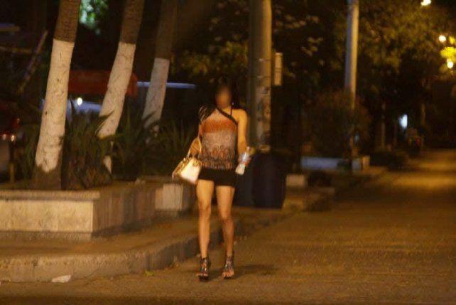 Policía rosarino se travistió para comprar droga