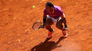 Nadal fue más que Djokovic y se metió en la final de Madrid