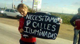 Vecinos de Puerto Alvear pidieron obras y mejoras con un corte en ruta 11, con críticas a la Junta de Gobierno