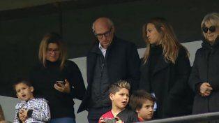 Se juega el Boca - River, pero Bianchi prefirió ver el clásico santafesino