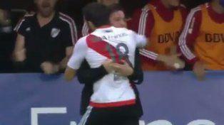 River festejó en el Superclásico y el campeonato esta al rojo vivo