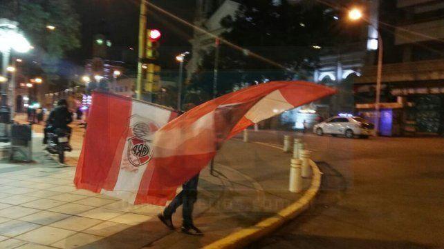 No hubo clima de Superclásico en Paraná