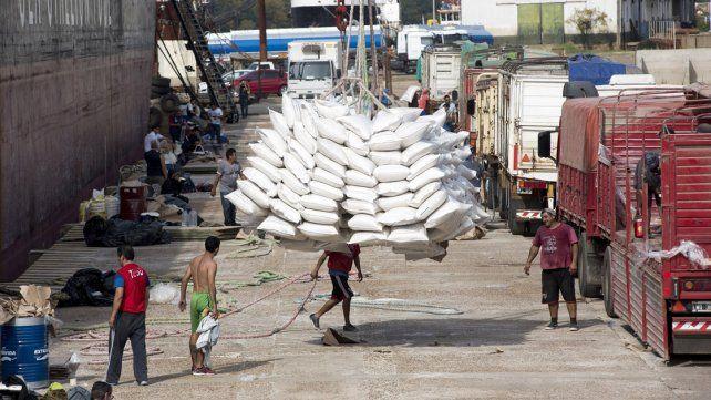 Histórico. Los puertos entrerrianos recobran vigencia.