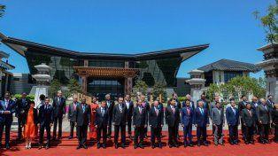 Macri en China: Nuestro objetivo es duplicar la producción de alimentos en los próximos años