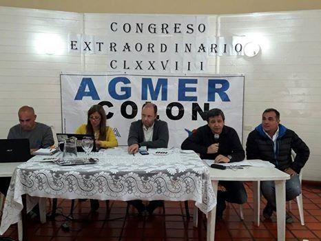 Agmer votó un paro en suspenso, en caso de no haber una oferta superadora