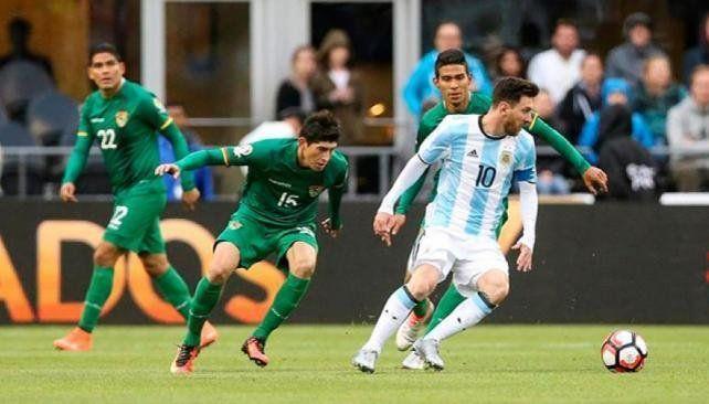 Argentina quiere justicia, sobre la mala inclusión de un jugador boliviano
