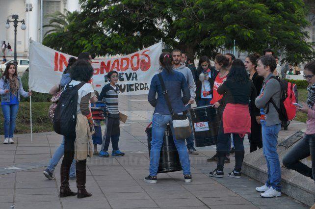 Paraná se sumó al movimiento nacional que lucha por la Universidad Pública