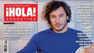Revista Hola: Esta semana, una charla íntima con Pico Mónaco, tras anunciar su retiro del tenis