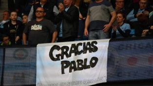 El City despidió al argentino Pablo Zabaleta
